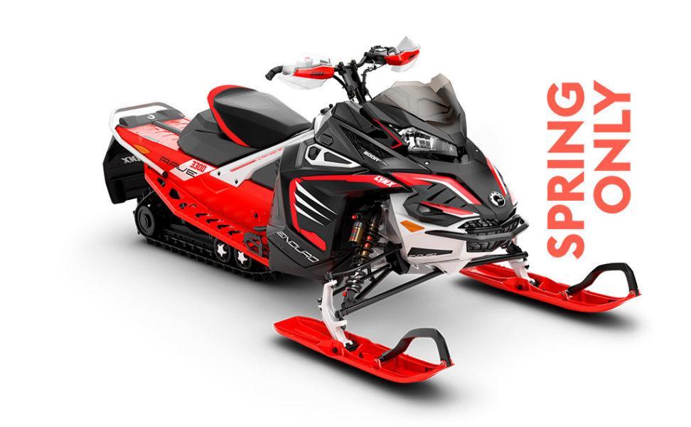 Ski-Doo Rave Enduro 2021 Spring Only malli