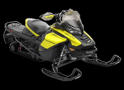 Ski-Doo Renegade Adrenaline 900 ACE, vuosimalli 2021, väri Sunburst Yellow / Sunburst Yellow / Black